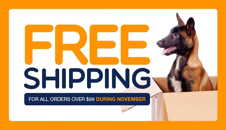 Free Shipping on all orders over $99 Australia wide